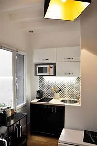 les 25 meilleures idees concernant amenagement studio 20m2 With maison a l americaine 10 cuisine pour studio amenagement de cuisine pour petit espace