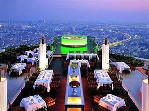 The most luxurious restaurants