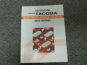 2010 Toyota Tacoma Electrical Wiring Diagram Manual
