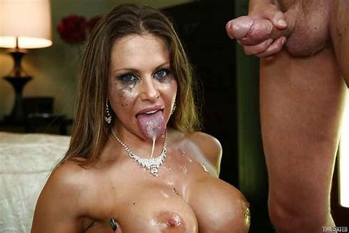 Breasty Milf Porn With Facial