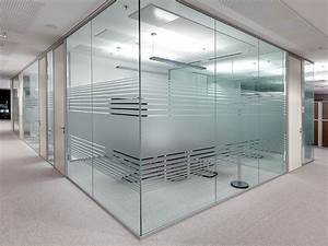 Glass partition walls toronto for office home for Office glass wall