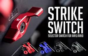 Strike Industries Strike Switch Now Shipping