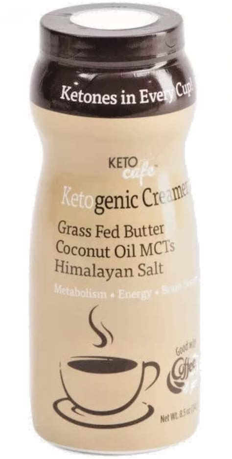 Simply mix 2 tablespoons of creamer to your favorite coffee, tea or shake to make any beverage a tasty ketogenic drink. Keto Cafe Turbo Creamer (French Vanilla): Amazon.com: Grocery & Gourmet Food