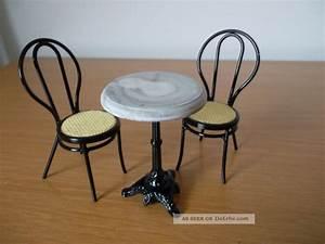Bistrotisch Mit Stühlen : 1 bistrotisch mit 2 st hlen 1 12 ~ A.2002-acura-tl-radio.info Haus und Dekorationen