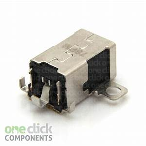 New Replacement Dc Socket Power Jack Port Connector For