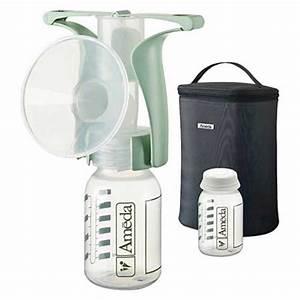 Ameda Manual Breast Pump