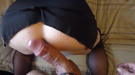Pleasantly Thick Homemade Cocksucker