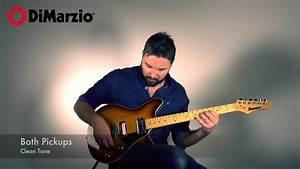 Dimarzio Air Norton And Tone Zone Demo
