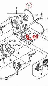 Jual Gasket Stator Base O Ring Magnet Radiator Vario 110 Karbu