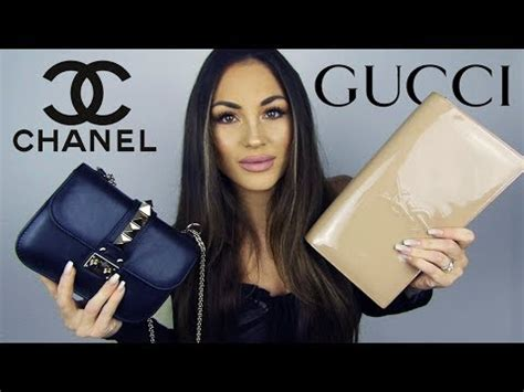 Video viral mirip artis gabriela larasati ! MY DESIGNER BAG COLLECTION PART 1 CHANEL GUCCI SAINT LAURENT VALENTINO VIDEO