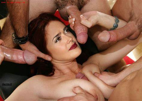 Horny Foursome Gang With Analed And Deep Sodomy