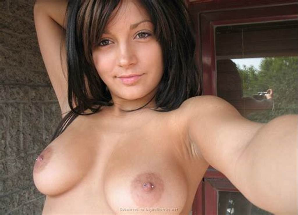 #Busty #Amateur #Girl #Showing #Her #Tits #In #Sexy #Selfies