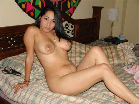 Younger Latino Teen Showing Bare On Amateurs Sexy Plump Latino Model