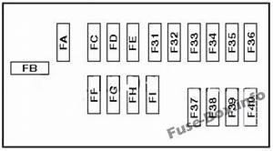 Nissan Frontier Fuse Box Diagram Under Hood. nissan frontier ... on