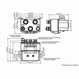 Wire 12 Volt Reversing Motor Diagram