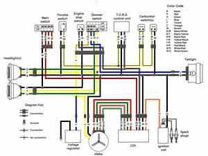 87 Yamaha Warrior Wiring Diagram