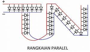Teknik Elektronika Industri  Membuat Rangkaian Paralel Dan