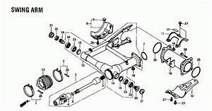 Honda 300 Fourtrax Parts Diagram