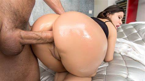 Foxy Mia Leilani Poundings Pussy Slammed With Assfuck Facial