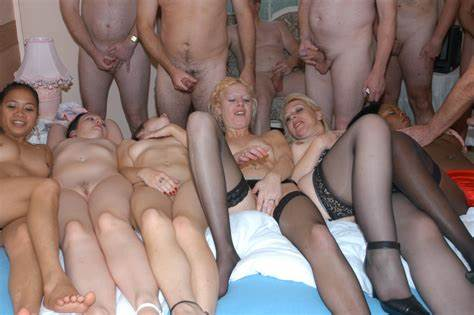 British Home Babysitter Orgy A Messy Jizz Parties