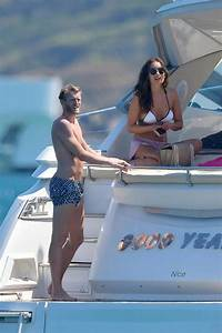 Ex-Chelsea star Andre Schurrle and stunning wife Anna ...
