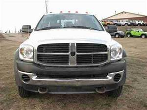 Sell Used 2008 Dodge Ram 5500 Cab And Chassis 2wd Bradford Built Bed Manual Will Trade In Galena