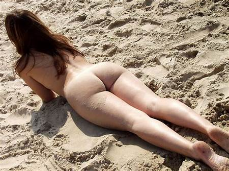 Teen Nude Beach Girl