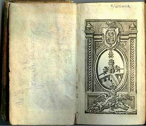 Anteportada Del Calendario Manual Y Gu U00eda De Forasteros En