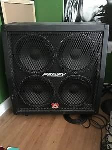 Peavey 412ms 4x12 Slant Guitar Speaker Cabinet