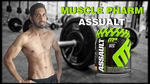 Muscle Pharm Assault Pre Workout Review