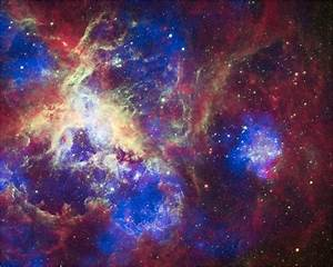 Space Images | A New View of the Tarantula Nebula