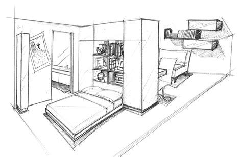 dessin de chambre une chambre dessin solutions pour la décoration