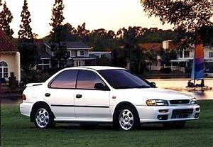 Subaru Impreza 1997