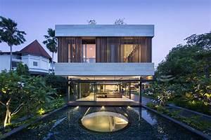Secret Garden House    Wallflower Architecture   Design