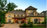 french country style homes French Country Cottage Homes Small Cottage Plans Country ...