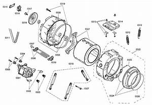 Bosch Model Was20160uc  38 Residential Washers Genuine Parts