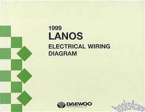 Daewoo Lanos Manuals At Books4cars Com