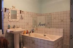 peindre du carrelage au sol salle de collection avec With salle de bain design avec pistolet peinture airless