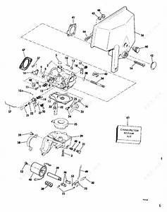 Evinrude 1979 35 - 35903a  Carburetor
