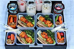 High Protein Diet Meal Prep Week 1 - Best of Wardah Protein Diet