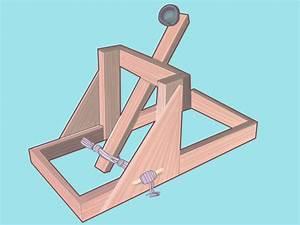 3 Modi Per Costruire Una Solida Catapulta