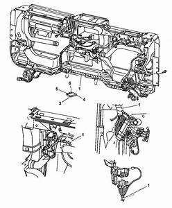 2003 Jeep Wrangler Wiring Instrument Panel  U0026 Fuses
