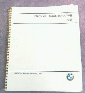 Find 1978 1979 1980 1981 Bmw 733i Electrical Wiring