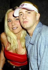 kim mathers was like the sexy white woman who worked at ...