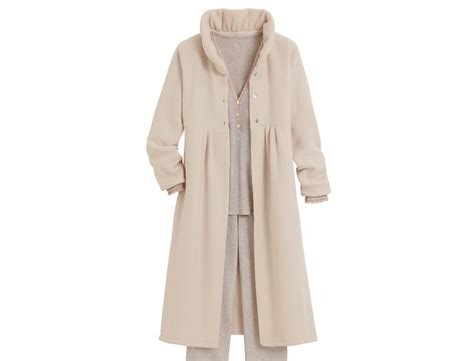 robe de chambre chaude femme robe de chambre polaire aurore with robe de