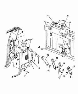 Dodge Ram Oem Parts Diagram