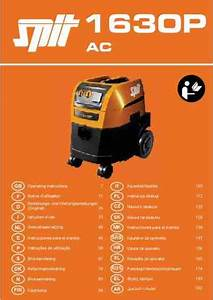 Spit Ac1630p Vacuum Cleaner Download Manual For Free Now