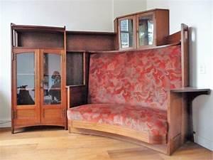 gustave serrurier bovy unique art nouveau furniture With serrurier 78