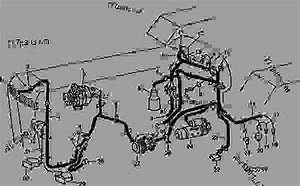 Electrical Wiring - Tractor John Deere 4650