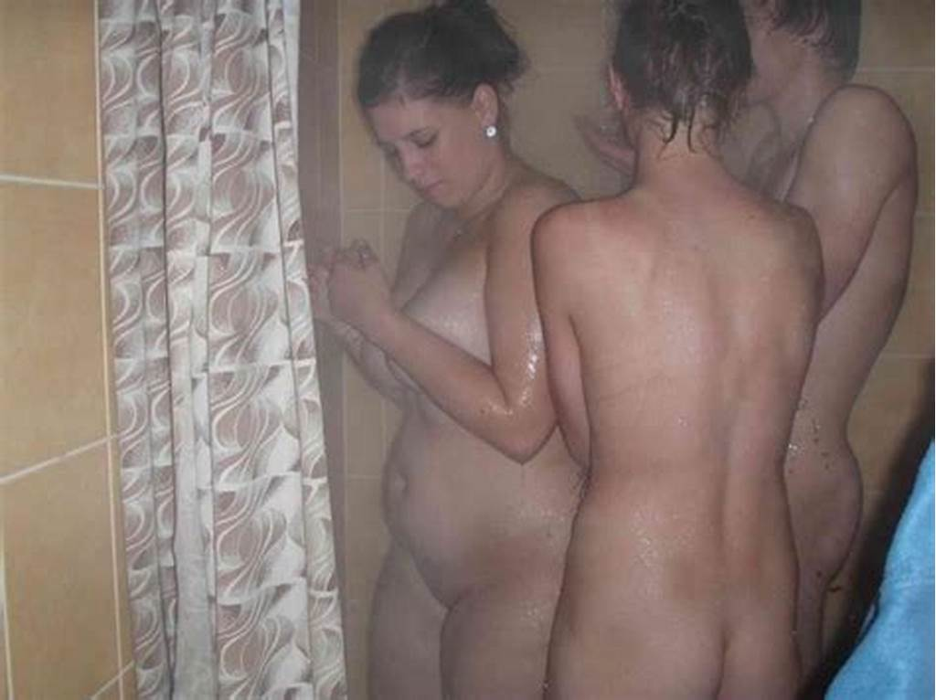 #Pikileaks #Amateur #College #Teens #Shower #Threesome